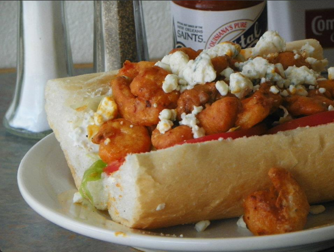 A New York style take on a classic New Orleans poboy!